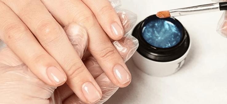 укрепление ногтей цена