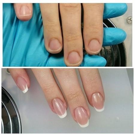 Акриловое укрепление ногтей