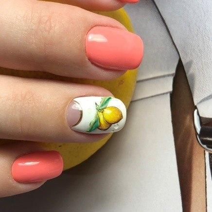 укрепление ногтей гелем в салоне
