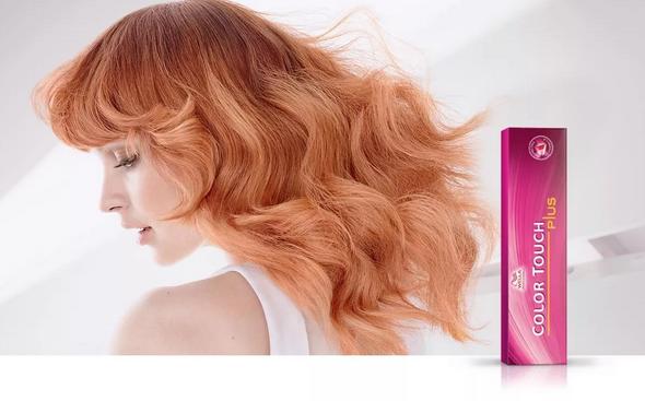 Тонирование волос Color Touch