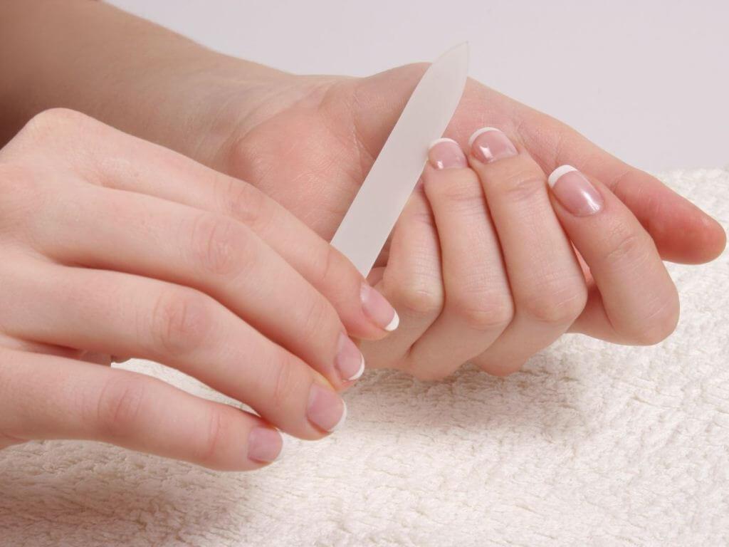А вы правильно подпиливаете ногти?